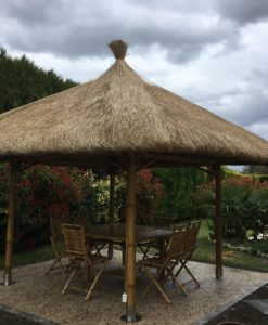 Gazebo modele Ao Nang Medium by Tendance Bambou